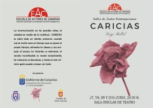 2018 - TT contemporaneo Caricias Triptico A