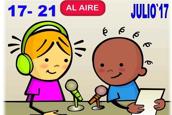 4CARTEL TALLER RADIO INFANTIL CABECERA