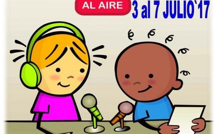 CARTEL TALLER RADIO INFANTIL CABECERA
