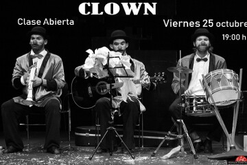 CLOWN CABRCERA ORQUESTINA