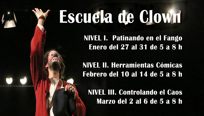 CURSO CLOWN CABECERA