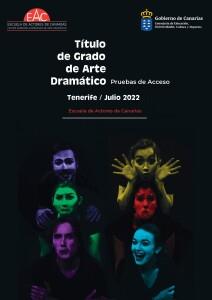 Cartel EAC 2022 GRADO