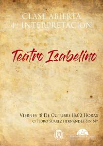 Cartel Isabelino