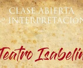 Cartel Isabelino CABECERA