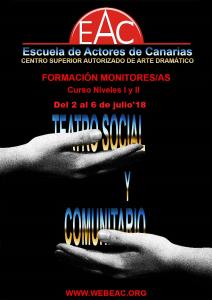 Cartel Tº Social JULIO