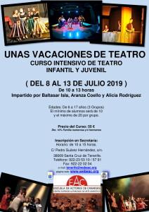 Cartel Teatro Infantil y Juvenil VERANO 2019 (1) 55 EUROS-1