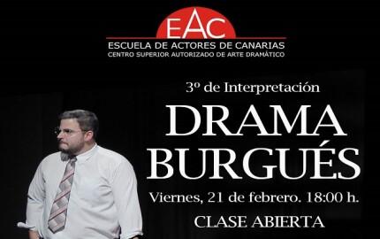 Drama burgues CABECERA