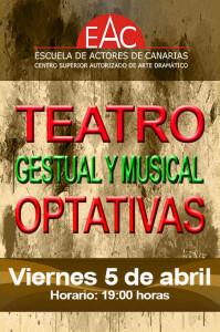 Gestual y Musical