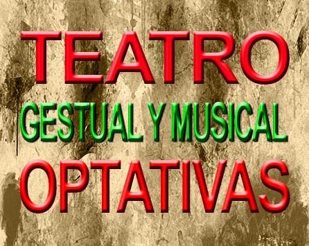 Gestual y Musical cabecera