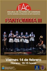 Pantomima III peq