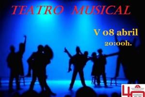 TEATRO MUSICAL abril 1