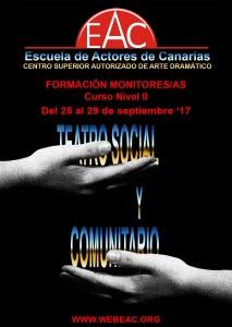 Teatro social y comunitario web
