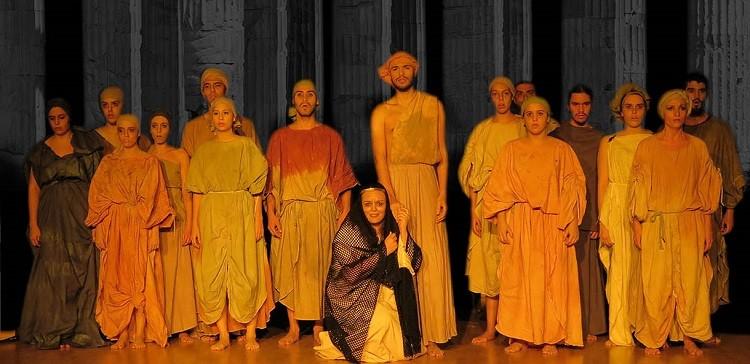 Tragedia griega CABECERA