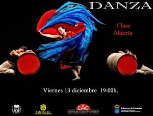 cartel danza 2