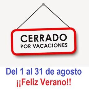 cerrado vacaciones2