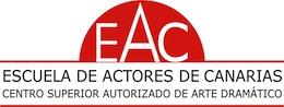 Escuela de Actores de Canarias logo