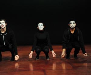 pantomima III cabecera