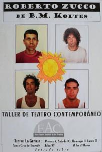 1999 - TT contemporaneo Roberto Zucco-min