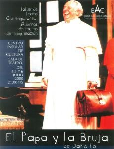 2000 - TT contemporaneo El Papa y la Bruja-min