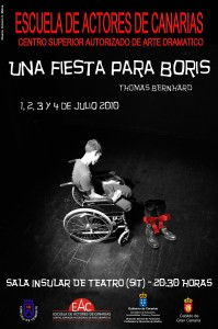 2010 - TT contemporaneo Una fiesta para Boris-min