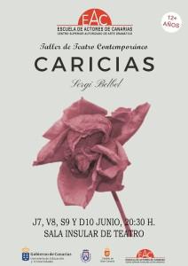 2018 - TT contemporaneo Caricias